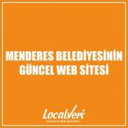 Menderes Belediyesi Web Sitesi Güncelleme