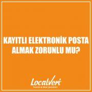 (KEP) Kayıtlı Elektronik Posta Almak