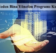site bina yönetim programı