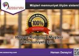 müşteri memnuniyeti ölçme değerlendirme sistemi