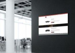 balata kurumsal website tasarımı