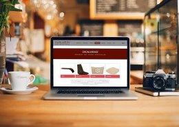 sandalye mobilya website tasarımı