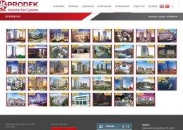 havalandırma firması website tasarımı