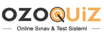 online test ve sınav sistemi